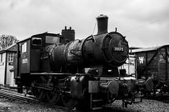 Shillingstone Railway Projects Locomotives (Ben_Broomfield) Tags: 30075 30076 shillingstone railway project yankie tank locomotives train track trains railwayline dorset