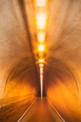 The Long Walk (Thomas Hawk) Tags: america bunkerroadtunnel california marin marincounty marinheadlands northbay sausalito usa unitedstates unitedstatesofamerica tunnel fav10 fav25 fav50