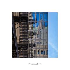 Reflection (Francisco Montes Jr.) Tags: reflection franciscomontesphotography chicago city architecture building cityofchicago modernart outofchicago urban details fachada facade