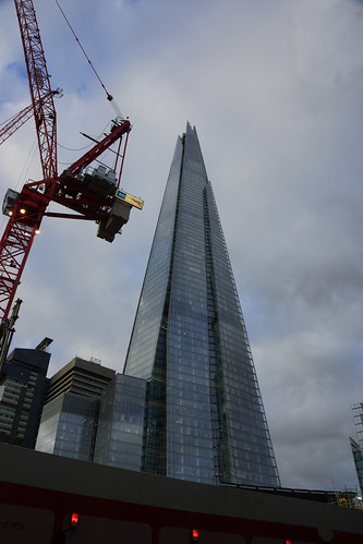 Shard, Renzo Piano (Architect), Borough of Southwark, London