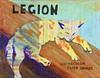 Legion Watercolor Sampler Cover (molossus, who says Life Imitates Doodles) Tags: watercolor acrylic mixedmedia cat legionpaper