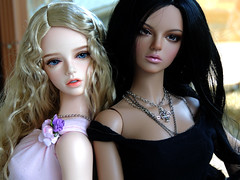 YID Friends (SONIA I.) Tags: iplehouse yid isis bliss peach pg light lb bjd sd