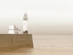 Harbour entrance (Duevel) Tags: zee sea vuurtoren lighthouse harbour