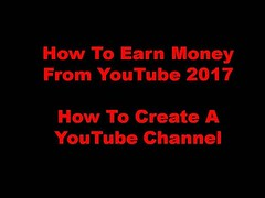 How To Earn Money From YouTube 2017। How To Create A YouTube Channel Bangla Tutorial 2017 (rhz.tutorials) Tags: youtube seo for video services software videos what is keyword research tool channel