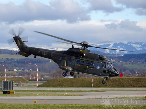Swiss Air Force / Super Puma