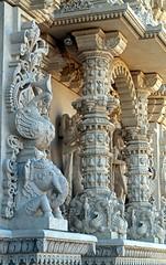 Shri Swaminarayan Mandir 6 (David OMalley) Tags: shri swaminarayan mandir new jersey windsor hindu hinduism baps marble canon g7x mark ii canong7xmarkii