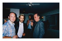 Mattie Foulds, Richard Wood and Carsten Panduro