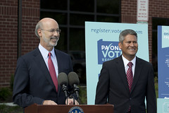 Governor Wolf Announces Launch of Online Voter Registration in Pennsylvania