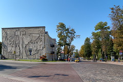 Grodno 15 (Alexxx1979) Tags: street city autumn september belarus grodno 2014 осень город гродно улица сентябрь белоруссия