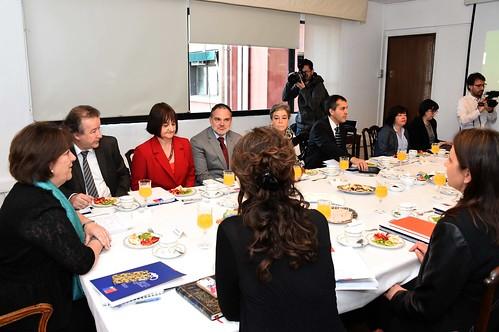 Ministra de Educación encabeza primera reunión del Consejo Consultivo para la Reforma a la Educación Superior