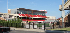 Houchens Industries-L. T. Smith Stadium, Bowling Green (Ky.), 22 August 2015 (milanite) Tags: football stadiums kentucky westernkentuckyuniversity bowlinggreenky westernkentuckyhilltoppers ltsmithstadium warrencountyky houchensindustriesltsmithstadium