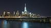 From Jersey by night (Littlepois Photographie) Tags: nyc longexposure usa ny newyork night nikon unitedstates d4 etatsunis lr4 littlepois nikon2470f28