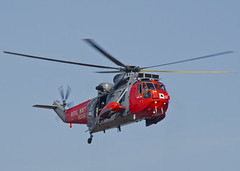 Sea King Helicopter (Stephen Whittaker) Tags: sea rescue blur nikon king display pov ace saturday september airshow helicopter clubs 19 southport rotor 2015 d5100
