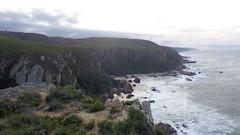 Lookout Point - Otter Trail (Rckr88) Tags: ocean travel sea mountains nature water southafrica outdoors coast waves cliffs coastal coastline wilderness gardenroute tsitsikamma easterncape ottertrail rockycoastline tsitsikammanationalpark