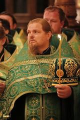 73. The solemn All-Night Vigil / Праздничное вечернее богослужение