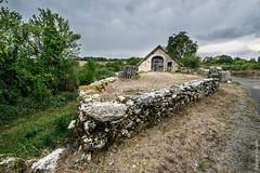 Après, il a plu. (Caroline Vincelet) Tags: old house rock pierre moth stormy ciel contraste nuages maison decayed orage mousse vieille urbex terroir abandonnée bicoque sénaillaclauzès