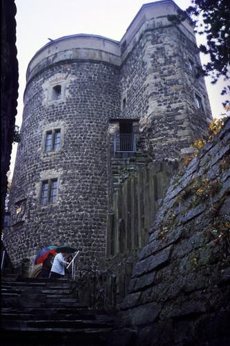 "Elbsandsteingebirge (164)  Burg Stolpen Coselturm • <a style=""font-size:0.8em;"" href=""http://www.flickr.com/photos/69570948@N04/21844465954/"" target=""_blank"">View on Flickr</a>"