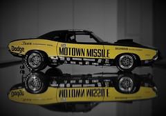 Motown Missile (Jonas.W.) Tags: 1971 dodge mopar diecast dodgechallenger motownmissile doncarlton