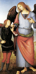 perugino_archangel_raphael_with_tobias_c_1500 (Art Gallery ErgsArt) Tags: museum painting studio poster artwork gallery artgallery fineart paintings galleries virtual artists artmuseum oilpaintings pictureoftheday masterpiece artworks arthistory artexhibition oiloncanvas famousart canvaspainting galleryofart famousartists artmovement virtualgallery paintingsanddrawings bestoftheday artworkspaintings popularpainters paintingsofpaintings aboutpaintings famouspaintingartists