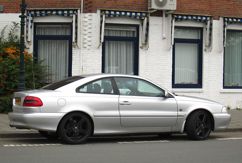 1999 Volvo C70 2.3 T5 Automatic (rvandermaar) Tags: volvo 1999 automatic t5 23 coupe coupé c70 volvoc70 sidecode6 46dsvs