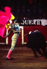 The Bullfights at Plaza Mexico, Mexico City, Mexico