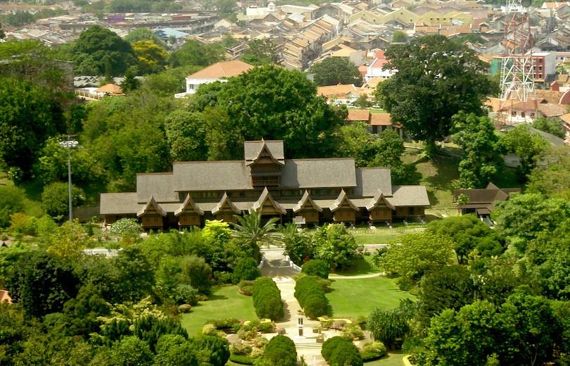 Cung điện Vương quốc Malacca