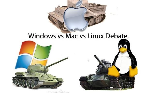 រវាង Windows, Mac OS និង Linux តើអ្នកនឹងជ្រើសយកមួយណាដើម្បីប្រើ? (ស្វែងយល់បន្ថែម)