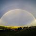 Doble rainbow today