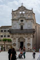 Ortigia, Siracusa, Italy! (Flavio~) Tags: day2 italy church sicily oct2015 syracusaortigia
