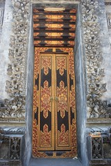 Porte d'un temple de village (GeckoZen) Tags: door bali indonesia porte seseh