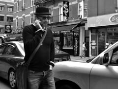 Greenwich Village Hipster (tacosnachosburritos) Tags: city urban woman newyork man girl lady hipster greenwichvillage