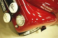 Classic Volvo Cars (Analog World Thru My Lenses) Tags: classic cars sport volvo pv544 yashicafx3super2000 1800e yashinon2880mm fujifilmxtra400exp