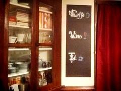 Drink Menu Board (Kayakman) Tags: coffee menu wine tea chalkboard