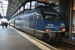 BLS Re 465 006-5 - Lucerne (dwb transport photos) Tags: locomotive bls lucerne 4650065