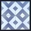 RTS7 Diamond MeaLu Collection Cement Tile by Rustico Tile and Stone (mcstandr) Tags: kitchen wall tile bathroom mural floor mosaic decorative cement spanish decorating flooring encaustic interiordesign tilefloor décor backsplash floortile interiordecorator cementtile encaustictile