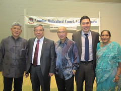 2015-12-05 Canadian Multicultural Council Potluck