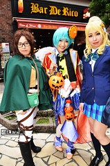 Ikebukuro Tokyo cosplay (4ELEVEN Images) Tags: outdoor convention anime otaku cosplay cosplayers tokyo japan asia photoscape