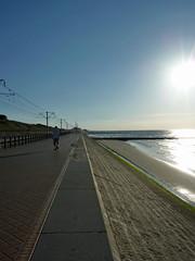 Coast (radio53) Tags: belgium vlaanderen sea coast beach tram kust atlantic wal raversyde