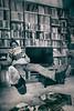 Floating away in a good book (Donna Da Yettta - @work & study) Tags: hss levitation floating