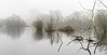 Stockers Lake in December (d:w) Tags: autumn aquadrome stockerslake fog water winter mist sony lake hertfordshire uk a7r