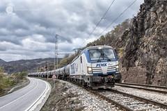 Speedy Kalina (cossie*bossie) Tags: pimk rail bulgaria vectron kalina 192 962 siemens mobility electric locomotive iskar gorge tanker train bulgarian railways eliseina eliseyna