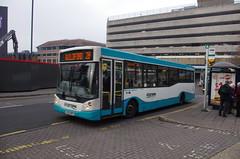 IMGP6907 (Steve Guess) Tags: woking surrey bus england gb uk ae56mdo excetera buses j14 evolution