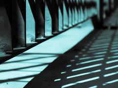 Repeticiones (Letua) Tags: luz sombra patron repeticiones light shadows pattern