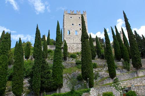 Castello di Arco.