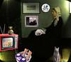 "WHISTLER'S MOTHER IN MODERN TIMES (❀ P❀ppy ❀ ""off"") Tags: jamesmcneillwhistler whistler whistlersmother painting oil oldmaster annamcneillwhistler quote quotation comical funny dedication soundtrack poem prose poetry ap poppy poppycocqué patrick patrickstarfish cartoon tv television retro vintage antique art artwork dianearbus broken robertdowneyjr whistlersmotherinmoderntimes moderntimes inthesemoderntimes humour senseofhumour soh spongebobsquarepants spongebob crazytuesdaytheme overdose 7dwf p☆ppyc☆cqué"
