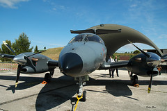 F-TEYM (mduthet) Tags: fteym embraer emb121 xingu arméedelair orangecaritat ba115
