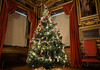 Happy Christmas and a peaceful New Year (radleyfreak) Tags: nt nationaltrust tredegarhouse wales uk newport christmas christmastree paperchains decorations lights festive celebration victorian noel decoration christmaslights merrychristmas bokeh