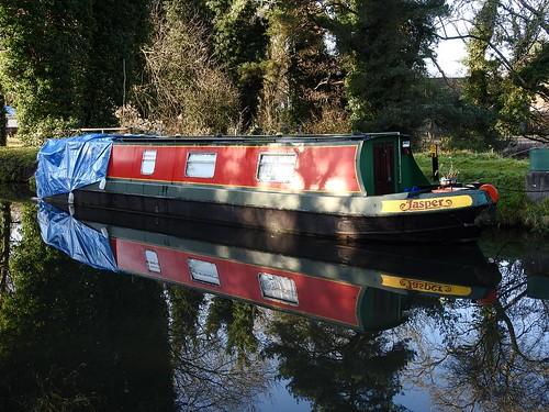 Pontymoile Basin, Monmouthshire-Brecon Canal, Pontypool 28 December 2016