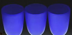 Venetian Glass (Ellsasha) Tags: glass venetian italy wineglasses blue blues azul vaso vinovasos