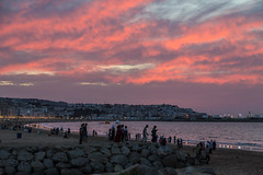 Sunset over Tangier, Morocco (virt_) Tags: tanger tangertétouan morocco 2016 summer trip travel travels vacation family kids